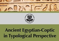 Ancient Egyptian-Coptic in Typological Perspective